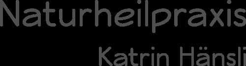Logo: Naturheilpraxis Katrin Hänsli